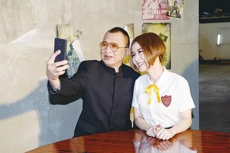 許紹雄(左)下半年的工作已排得密密麻麻。(RSVP Communications Ltd 提供)