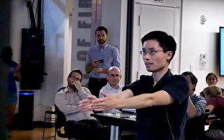 美国奥数队华裔教练 分享数学的乐趣
