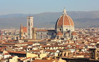 不可能的任务--圣母百花大教堂的穹顶