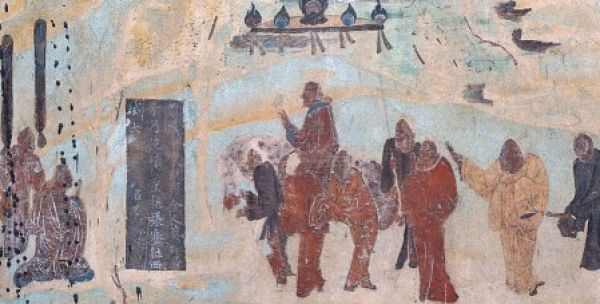 【文史】漢武帝遣使西域 派大臣智救東甌國