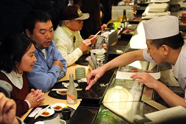 揭秘:美中国移民为何喜欢开寿司店?