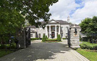 领引豪宅市场  多伦多豪宅销量超过温哥华
