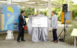 加州干旱无限期 水族馆增加旱情科普
