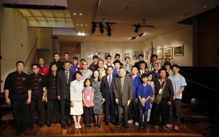新唐人武术大赛台湾选手抵达纽约 历年最多