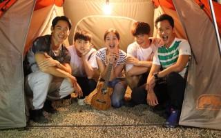 Janet路斯明与《High 5》学生露营兼过中秋