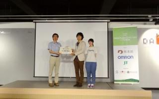 日本技術創業大賞  高師大團隊榮獲冠軍