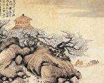 重阳节登高是从古传今悠久的中国文化,内涵深厚。(图为清‧钱杜〈人物山水图〉/公有领域)
