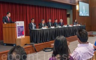 APAPA主辦硅谷庫市候選人論壇 提案C和D決定今年選票