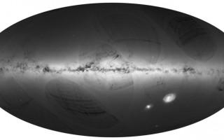 研究:银河系身处宇宙空洞中 十分孤单