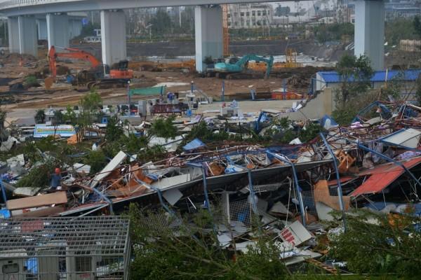 「莫蘭蒂」發威 閩浙28死 又一颱風逼近