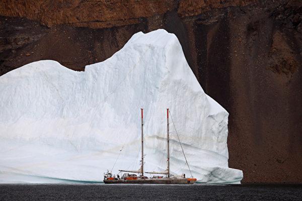 格陵蘭融冰比預估多 達5萬座帝國大廈重