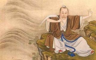 《天口》道人生 張三丰說五德五臟五行的關係