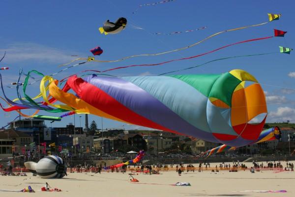 澳最大風箏節即將登陸邦岱海灘