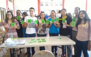 薩爾瓦多僑校舉辦漢字文化節活動