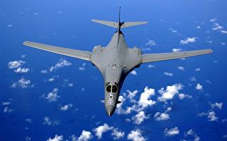 向金正恩施压 美B-1B轰炸机不寻常靠近朝边界