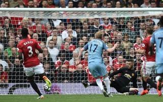 德比戰 曼城擊敗曼聯 利物浦大勝衛冕冠軍