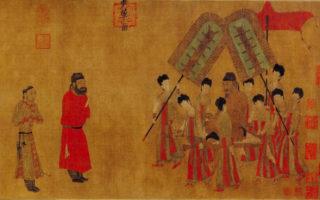 【文史】唐太宗六試婚使 吐蕃迎娶文成公主