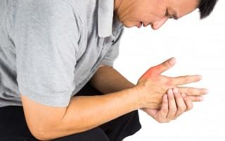 難以承受的痛―類風濕性關節炎