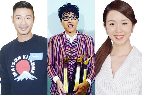 香港艺人尽公民责任 票选立法会议员