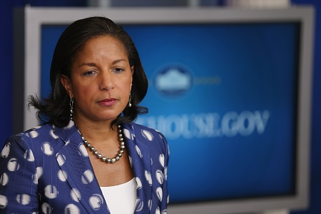 前美國國家安全顧問賴斯(Susan Rice)。(Chip Somodevilla/Getty Images)