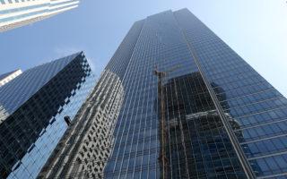 舊金山豪華大樓下陷16英吋 屋主告建商