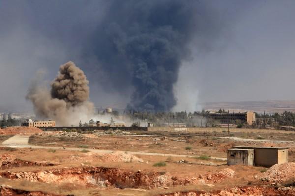 敘利亞停火期滿 阿勒頗即遭到空襲