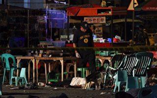 菲律賓總統譴責炸彈暴徒目無法紀