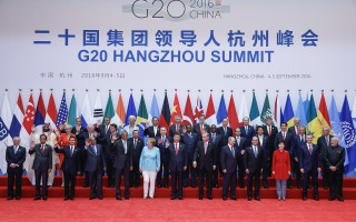 中共為G20抓捕數十人 世界領導人視而不見?