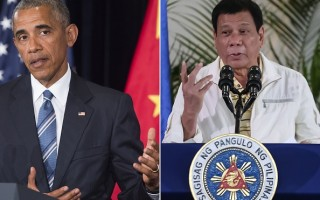 菲律賓總統口出髒語 白宮取消奧杜會