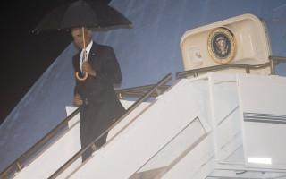 奥巴马开启对老挝历史性访问 美总统首例