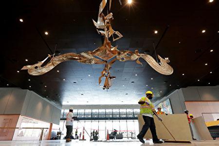 非洲裔美國人歷史和文化史密森國家博物館。 (Chip Somodevilla/Getty Images)