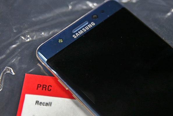 三星延迟从中国召回Note 7 大陆用户不满