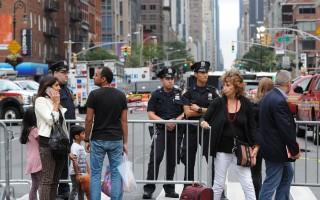 "UN大会前夕发生爆炸 纽约将""重兵把守"""