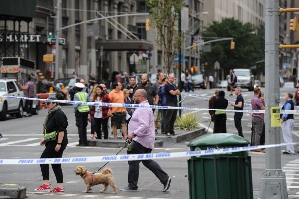 曼哈頓爆炸29傷 紐約州長:明顯恐怖行為
