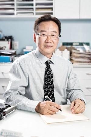 助聽器專家 李孔耀先生(圖|大紀元)