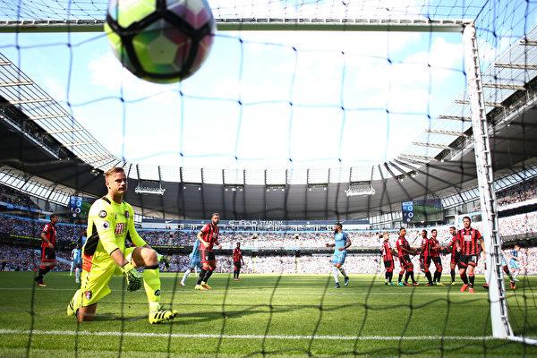 英超第5輪 曼城八連勝破紀錄 曼聯三連敗