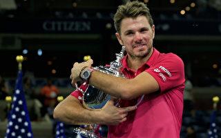 瑞士人瓦林卡戰勝德約科維奇 首奪美網冠軍