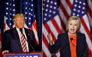 民調:希拉里全美領先 4搖擺州競爭激烈