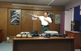 射击教练:要合法和谨慎用枪