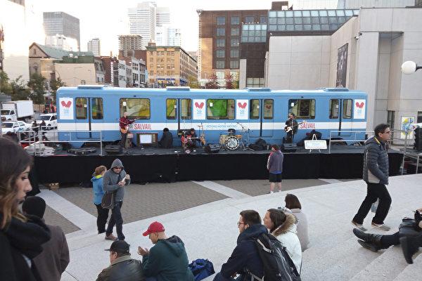 蒙特利爾慶祝地鐵開通50週年
