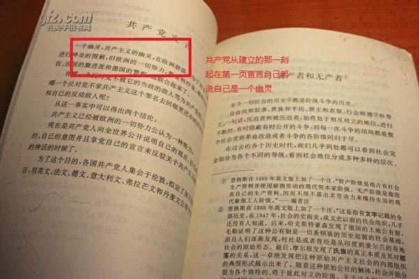 佚名:中共歷次運動剖析