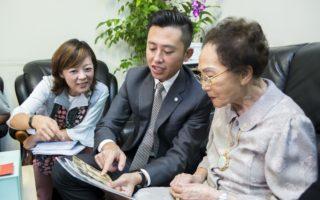 百歲人瑞李佳音 養生秘訣對生活熱情