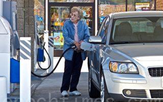 油价再次上涨 旧金山湾区平均每加仑超过3美元