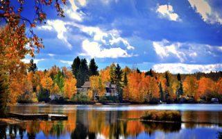 組圖:加拿大楓葉大道「醉」人的賞楓旅程