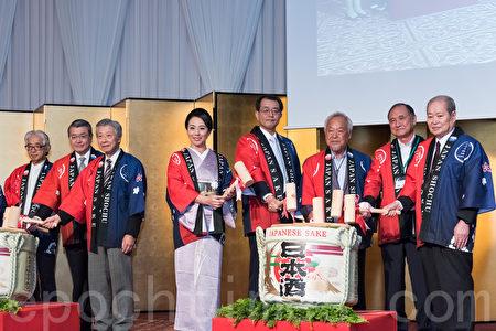 「日本酒乾杯」悄然從日本風行海外