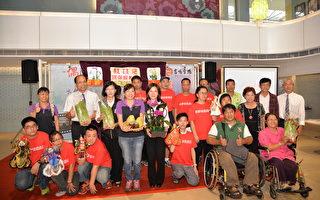 種植水耕蔬菜演布袋戲 讓身障者找到自信