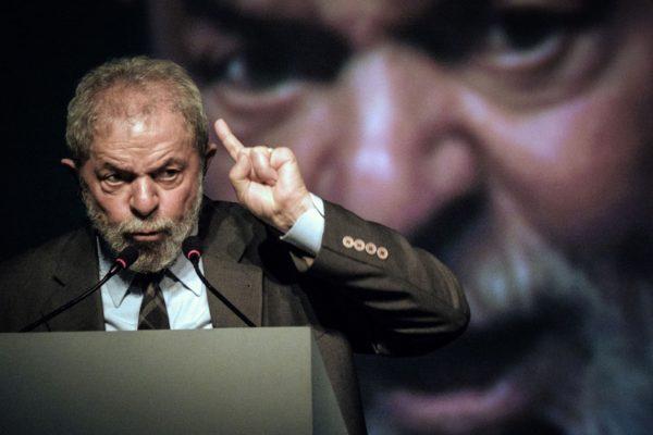 巴西前總統魯拉涉向建商收賄遭起訴
