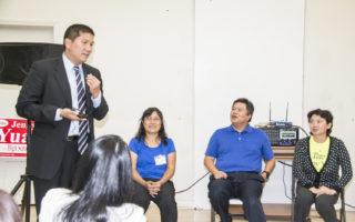 聯合培訓義工 硅谷四華裔候選人發展草根力量