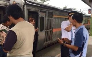 南迴鐵路又不通了  鐵軌位移再度中斷