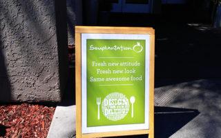 Souplantation申请破产 圣地亚哥餐店不关